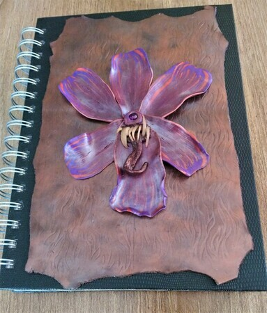 Carnivorous orchid journal