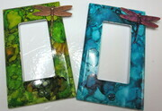 Dragon fly lightswitch covers