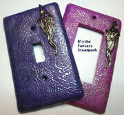 Wizard lightswitch covers